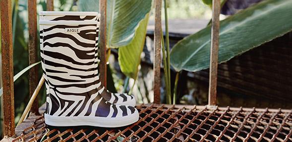 Μπότες print