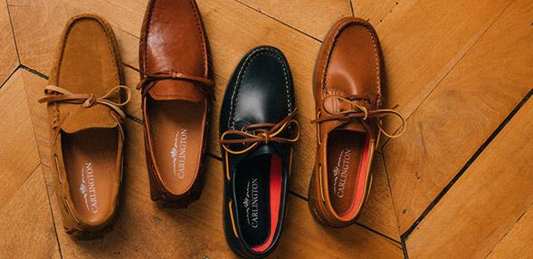 Μοκασσίνια & Boat shoes