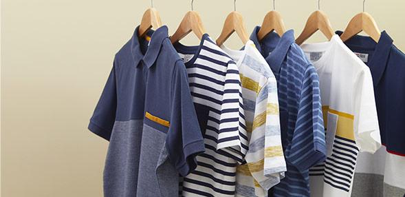 T-shirts & Μπλούζες